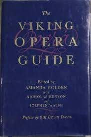 VIKING OPERA GUIDE THE-BOOK VG