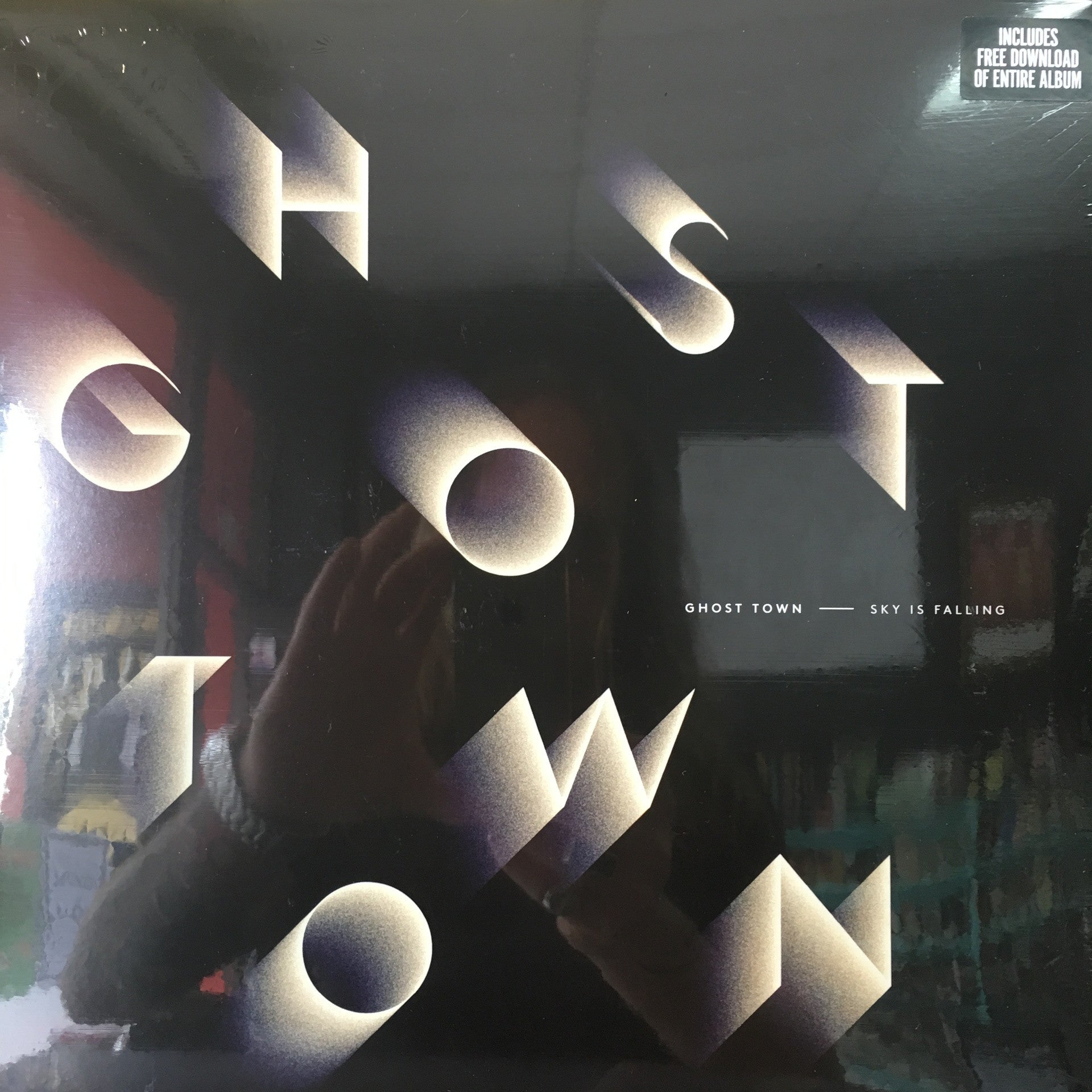 GHOST TOWN-SKY IS FALLING LP *NEW*