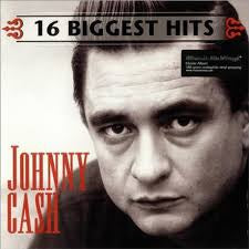 CASH JOHNNY-16 BIGGEST HITS LP *NEW*