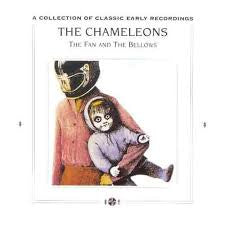 CHAMELEONS THE-THE FAN AND THE BELLOWS LP VG+ COVER VG+