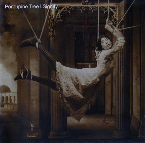 PORCUPINE TREE-SIGNIFY 2CD VG+