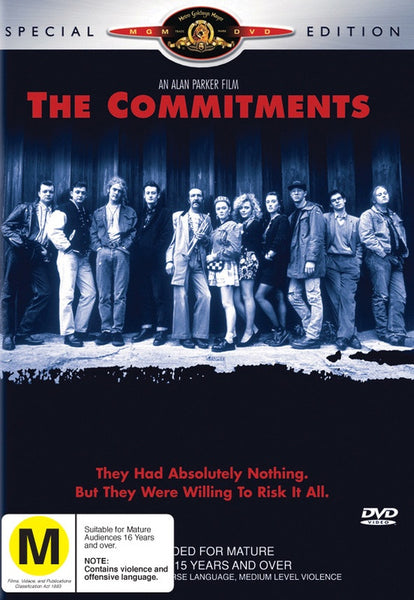 COMMITMENTS THE VG