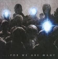 ALL THAT REMAINS-FOR WE ARE MANY CD *NEW*