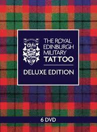 ROYAL EDINBURGH MILITARY TATTOO DELUXE EDITION 6DVD *NEW*