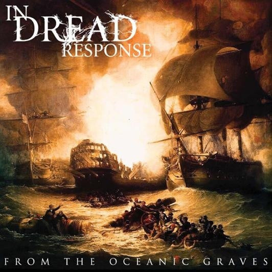 IN DREAD RESPONSE-FROM THE OCEANIC GRAVES CD VG
