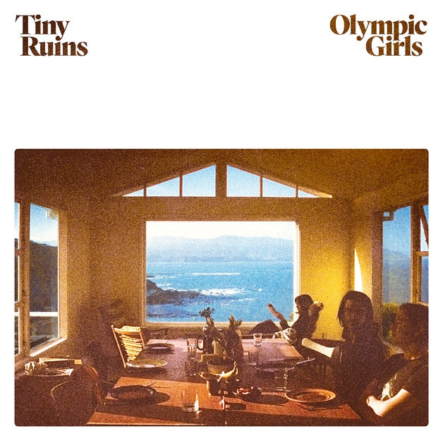 TINY RUINS-OLYMPIC GIRLS CD VG