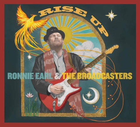 EARL RONNIE & THE BROADCASTERS-RISE UP CD *NEW*