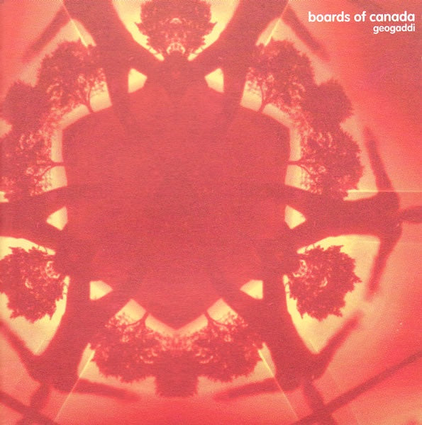 BOARDS OF CANADA-GEOGADDI CD VG