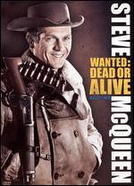 WANTED DEAD OR ALIVE SEASON 3 REGION 1 4DVD SET VG
