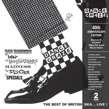 DANCE CRAZE-VARIOUS ARTISTS 2LP *NEW*