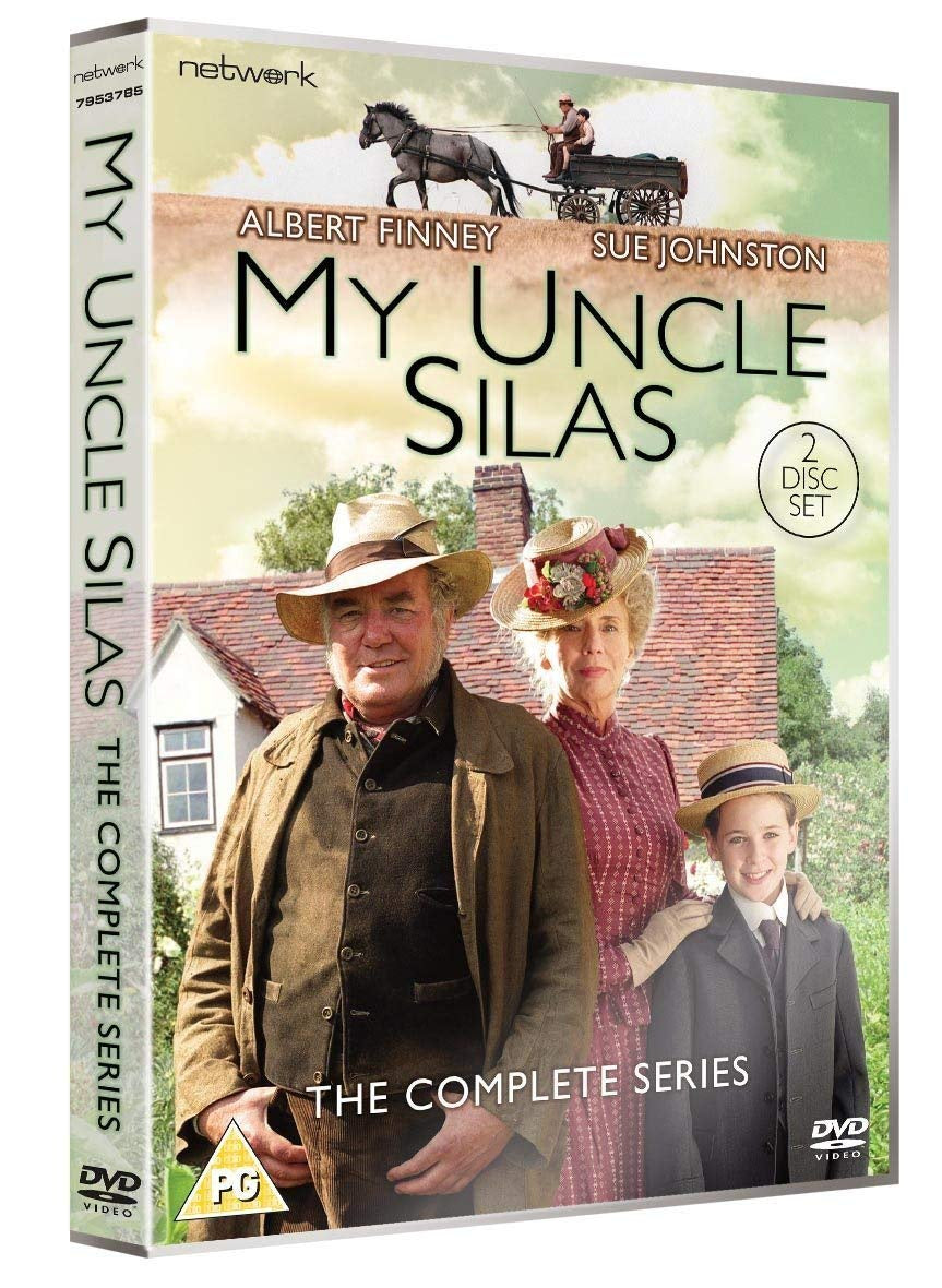 MY UNCLE SILAS COMPLETE SERIES 2DVD REGION 2 VG+
