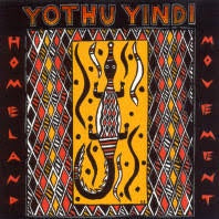 YOTHU YINDI-HOMELAND MOVEMENT LP VG COVER VG