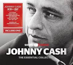 CASH JOHNNY - THE ESSENTIAL COLLECTION 2CD + DVD VG