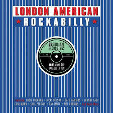 LONDON AMERICAN ROCKABILLY-VARIOUS ARTISTS 2CD *NEW*