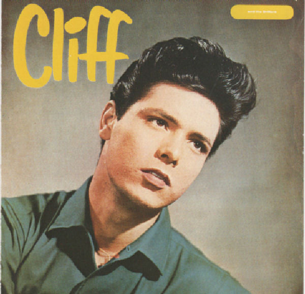 RICHARD CLIFF & THE DRIFTERS-CLIFF CD VG