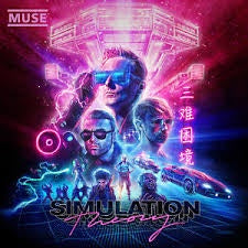 MUSE-SIMULATION THEORY LP *NEW*