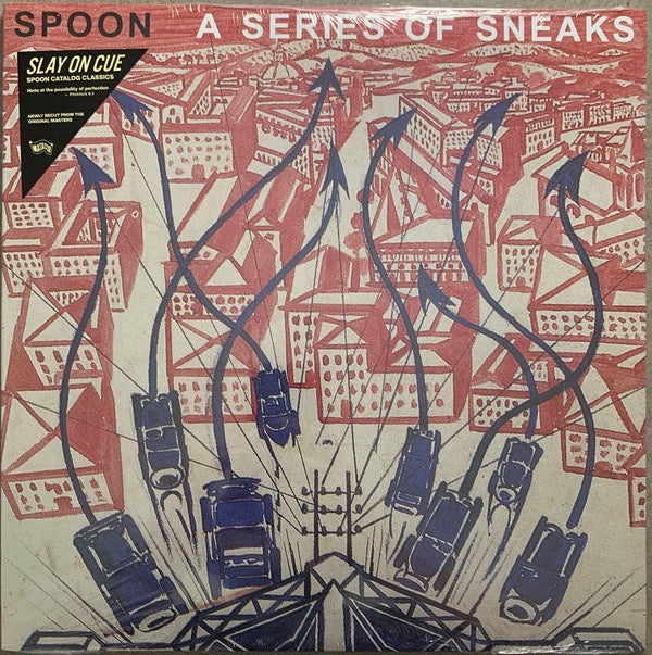 SPOON-A SERIES OF SNEAKS LP *NEW*