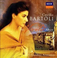 BARTOLI CECILIA-THE VIVALDI ALBUM CD G