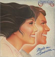 CARPENTERS-MADE IN AMERICA LP M COVER NM