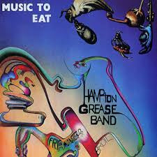 HAMPTON GREASE BAND-MUSIC TO EAT 2CD VG