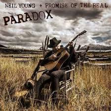 YOUNG NEIL + PROMISE OF THE REAL-PARADOX CD *NEW*