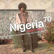 NIGERIA 70 SWEET TIMES-VARIOUS ARTISTS 2LP+CD *NEW*