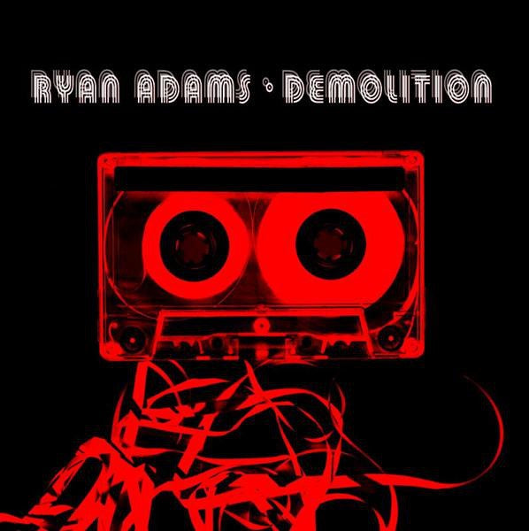 ADAMS RYAN-DEMOLITION CD VG+