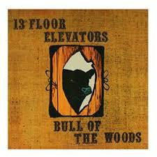 13TH FLOOR ELEVATORS-BULL OF THE WOODS 2LP *NEW*