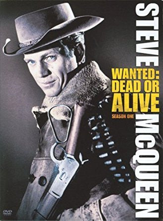 WANTED DEAD OR ALIVE SEASON ONE REGION 1 4DVD G