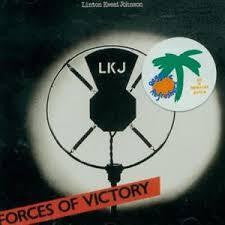 LINTON KWESI JOHNSON-FORCES OF VICTORY CD *NEW*