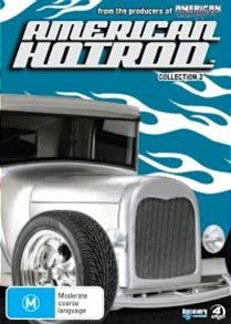 AMERICAN HOTROD COLLECTION 2 4DVD G