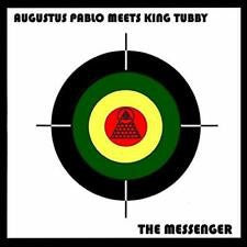 PABLO AUGUSTUS MEETS KING TUBBY-THE MESSENGER COLOURED VINYL *NEW*