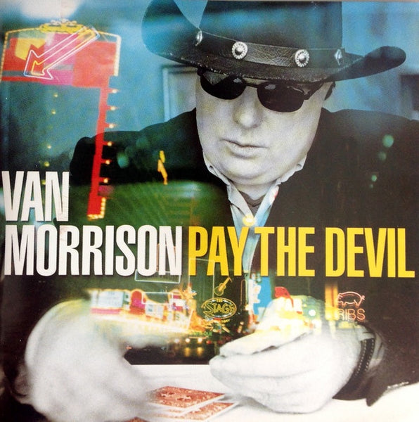 MORRISON VAN-PAY THE DEVIL CD VG