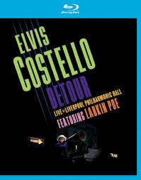 COSTELLO ELVIS-DETOUR LIVE AT LIVERPOOL BLURAY *NEW*