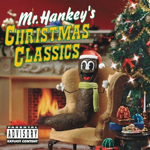 MR HANKEY'S CHRISTMAS CLASSICS-VARIOUS ARTISTS SOUTH PARK CD VG