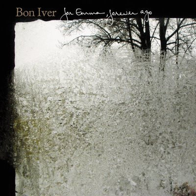 BON IVER-FOR EMMA FOREVER AGO LP *NEW*