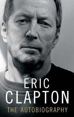 CLAPTON ERIC-THE AUTOBIOGRAPHY BOOK