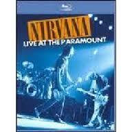 NIRVANA-LIVE AT THE PARAMOUNT BLURAY *NEW*