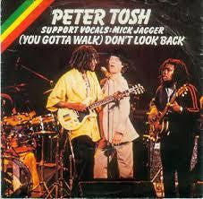 "TOSH PETER-DON'T LOOK BACK 12"" VG COVER VG"