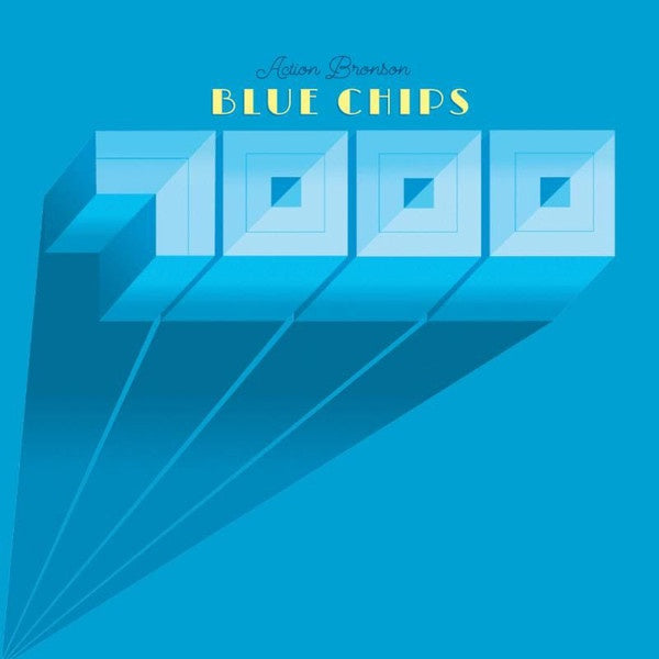 ACTION BRONSON-BLUE CHIPS 7000 CD *NEW*