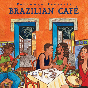 BRAZILIAN CAFE *NEW*