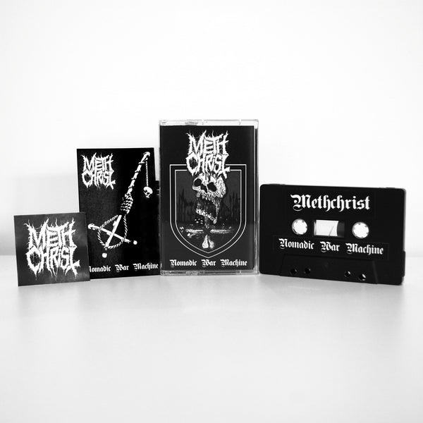 METHCHRIST-NOMADIC WAR MACHINE CASSETTE *NEW*