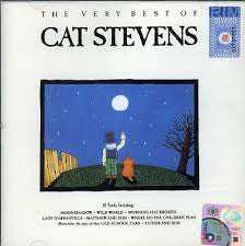 STEVENS CAT-VERY BEST OF CD G