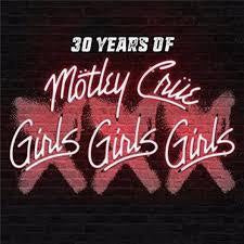 MOTLEY CRUE-30 YEARS OF GIRLS GIRLS GIRLS CD+DVD *NEW*