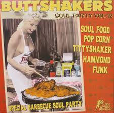 BUTTSHAKERS VOL 12-VARIOUS ARTISTS LP *NEW*