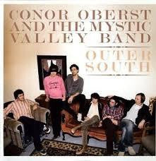 OBERST CONOR & THE MYSTIC VALLEY BAND-OUTER SOUTH 2LP VG+ COVER VG+
