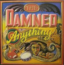 DAMNED THE-ANYTHING LP VG+ COVER VG+