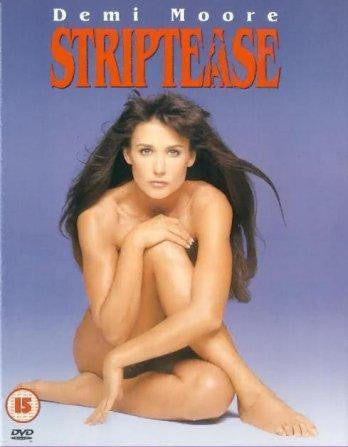 STRIPTEASE REGION 2 DVD G