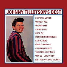 TILLOTSON JOHNNY-JOHNNY TILLOTSON'S BEST CD *NEW*