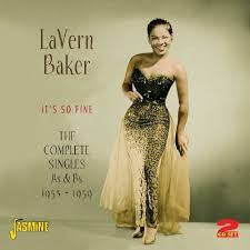 BAKER LAVERN-IT'S SO FINE 2CD VG+
